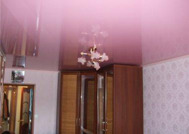 Натяжные потолки ПВХ2
