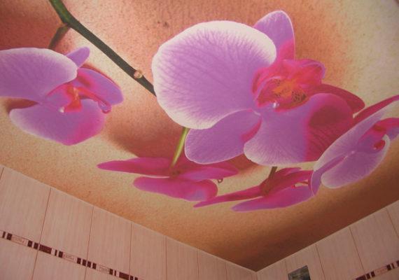 Тканевые натяжные потолки4